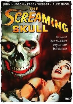 Best Thriller Movies of 1958 : The Screaming Skull