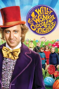 Best Comedy Movies of 1971 : Willy Wonka & the Chocolate Factory