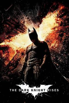 Best Movies of 2012 : The Dark Knight Rises
