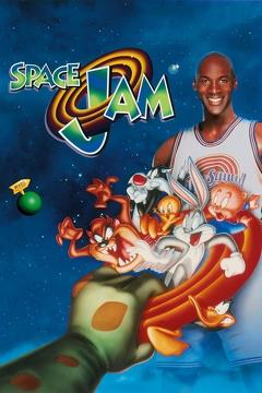 Best Comedy Movies of 1996 : Space Jam