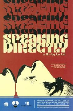 Best Documentary Movies of 1973 : Speaking Directly