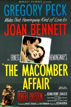 Best Adventure Movies of 1947 : The Macomber Affair