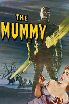 Best Horror Movies of 1959 : The Mummy