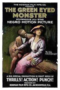 Best Crime Movies of 1921 : The Green Eyed Monster