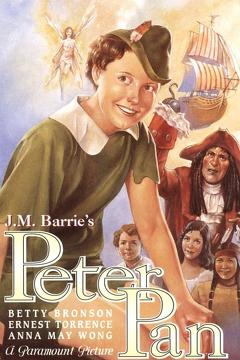 Best Family Movies of 1924 : Peter Pan