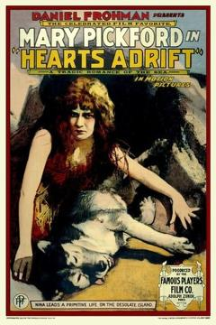 Best Romance Movies of 1914 : Hearts Adrift