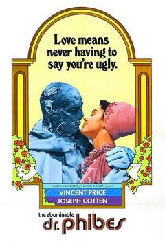 Best Horror Movies of 1971 : The Abominable Dr. Phibes