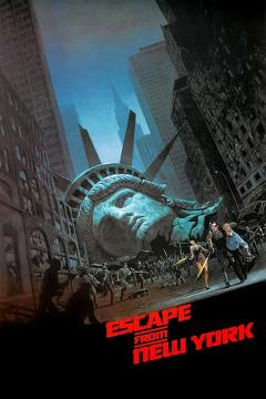 Best Action Movies of 1981 : Escape from New York