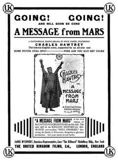 Best Comedy Movies of 1913 : A Message from Mars