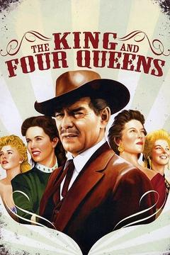 Best Mystery Movies of 1956 : The King and Four Queens