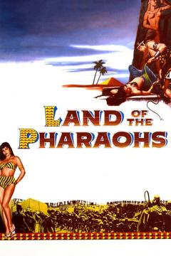 Best History Movies of 1955 : Land of the Pharaohs
