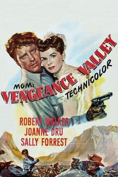 Best Western Movies of 1951 : Vengeance Valley