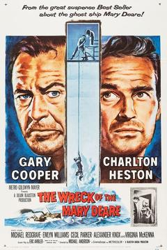 Best Action Movies of 1959 : The Wreck of the Mary Deare