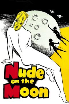 Best Fantasy Movies of 1961 : Nude on the Moon
