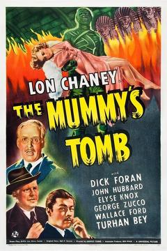 Best Horror Movies of 1942 : The Mummy's Tomb