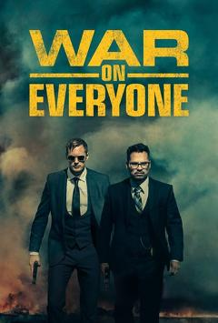 Best Mystery Movies of 2016 : War on Everyone