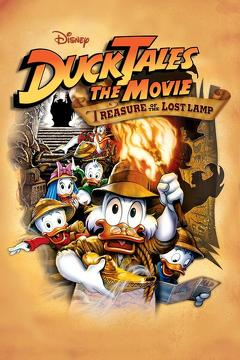 Best Comedy Movies of 1990 : DuckTales: The Movie - Treasure of the Lost Lamp