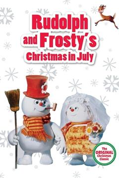 Best Animation Movies of 1979 : Rudolph and Frosty's Christmas in July