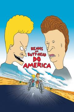Best Animation Movies of 1996 : Beavis and Butt-Head Do America