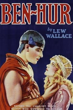 Best Movies of 1925 : Ben-Hur: A Tale of the Christ