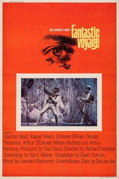 Best Science Fiction Movies of 1966 : Fantastic Voyage