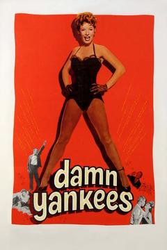 Best Comedy Movies of 1958 : Damn Yankees!
