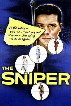 Best Crime Movies of 1952 : The Sniper