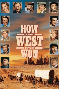 Best Western Movies of 1962 : How the West Was Won