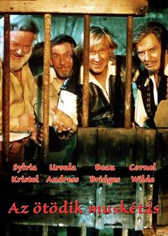 Best History Movies of 1979 : The Fifth Musketeer