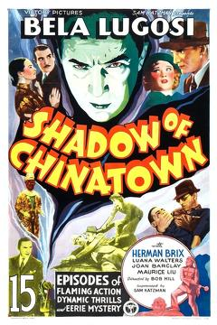 Best Science Fiction Movies of 1936 : Shadow of Chinatown