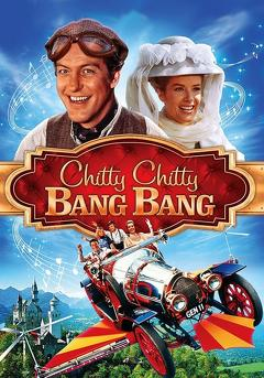 Best Adventure Movies of 1968 : Chitty Chitty Bang Bang