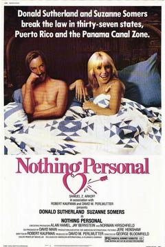 Best Romance Movies of 1980 : Nothing Personal