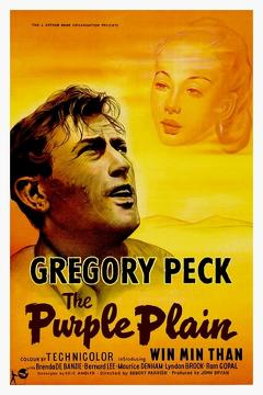Best Action Movies of 1954 : The Purple Plain