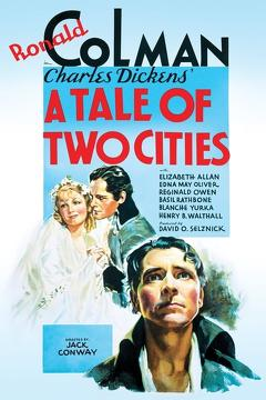 Best Action Movies of 1935 : A Tale of Two Cities