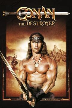Best Adventure Movies of 1984 : Conan the Destroyer