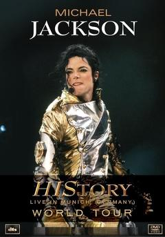 Best Music Movies of 1997 : Michael Jackson: HIStory Tour - Live in Munich