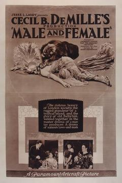 Best Adventure Movies of 1919 : Male and Female