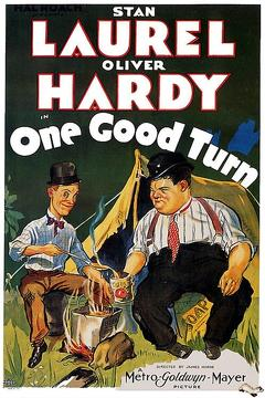 Best Comedy Movies of 1931 : One Good Turn