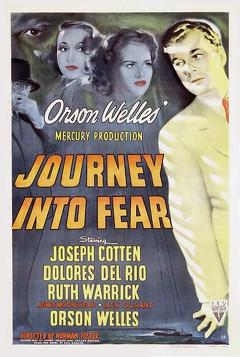 Best Thriller Movies of 1943 : Journey Into Fear