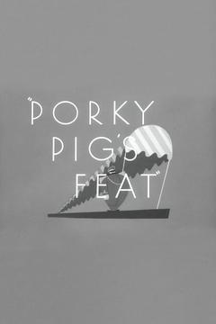 Best Animation Movies of 1943 : Porky Pig's Feat