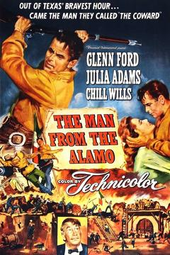 Best Western Movies of 1953 : The Man from the Alamo