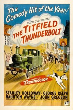 Best Comedy Movies of 1953 : The Titfield Thunderbolt