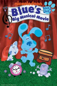 Best Animation Movies of 2000 : Blue's Big Musical Movie