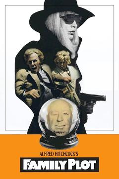 Best Comedy Movies of 1976 : Family Plot
