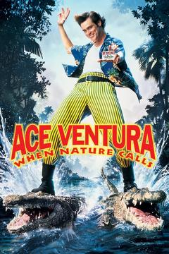 Best Adventure Movies of 1995 : Ace Ventura: When Nature Calls