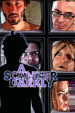 Best Science Fiction Movies of 2006 : A Scanner Darkly