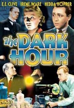 Best Mystery Movies of 1936 : The Dark Hour