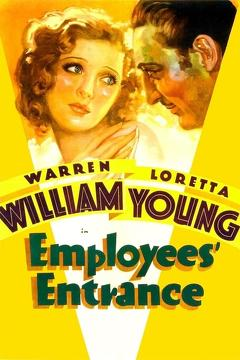 Best Romance Movies of 1933 : Employees' Entrance