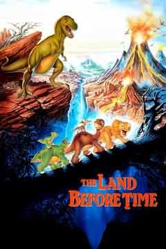 Best Adventure Movies of 1988 : The Land Before Time