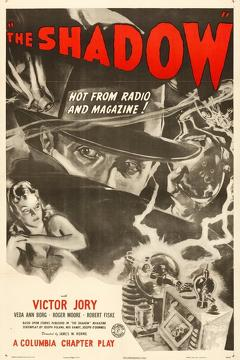 Best Crime Movies of 1940 : The Shadow